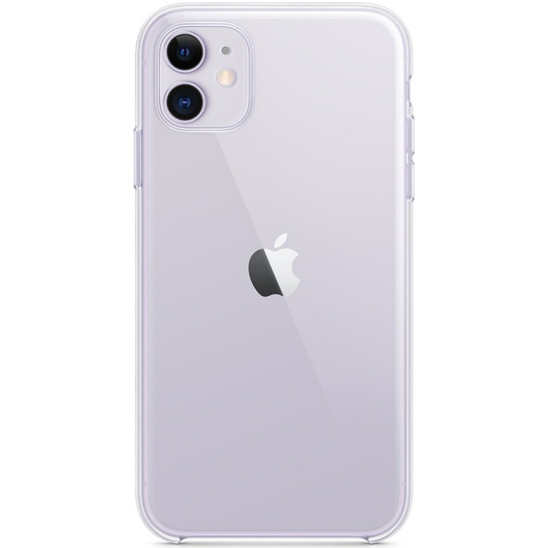 Husă Apple Clear Case