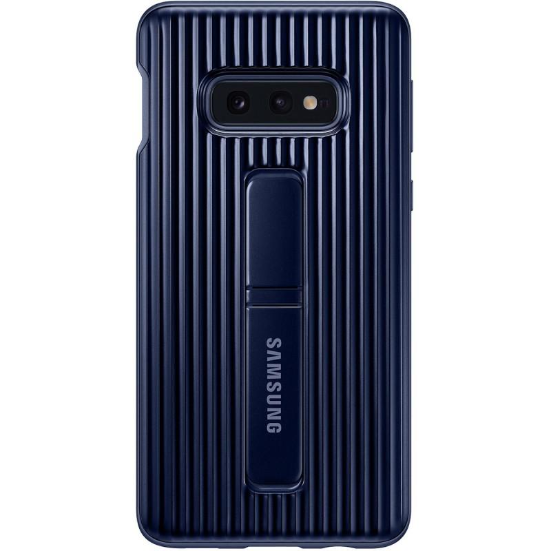Husă Samsung Protective Standing Cover (Blue), Galaxy S10e,