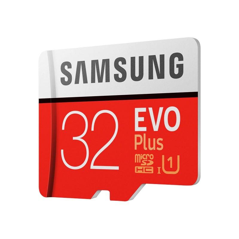 Card de memorie Samsung microSDXC EVO plus