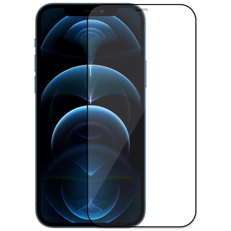 Sticlă protecție Hoco Silk Screen HD iPhone 12 și 12 Pro