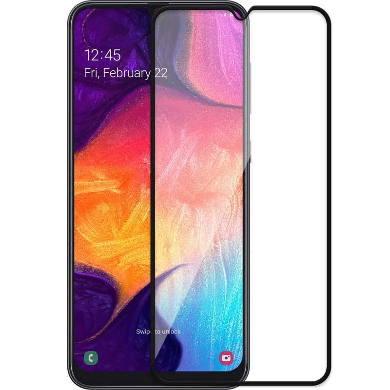 Защитне стекло Helmet 4D Diamond Samsung Galaxy A50