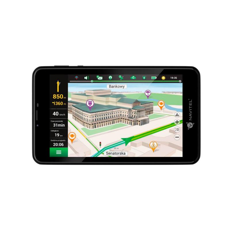 Navitel Navigation Tablet