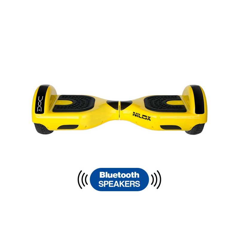 Hoverboard Nilox DOC 2 BT 6.5""