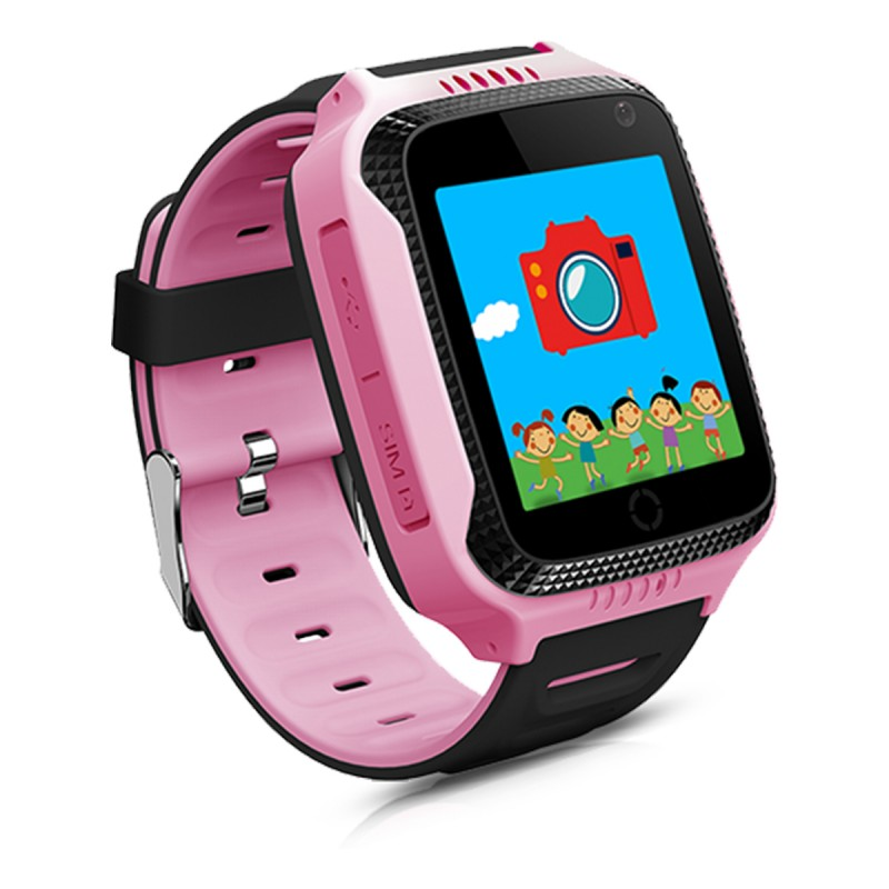 Ceas GPS copii Smart Baby Watch G100