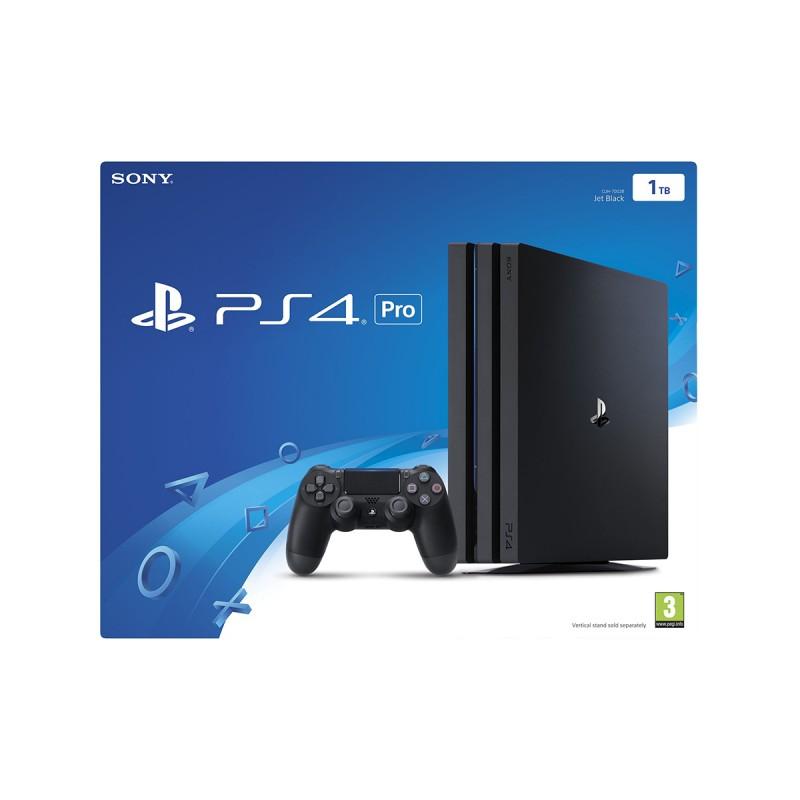 Consolă Sony PlayStation 4 Pro