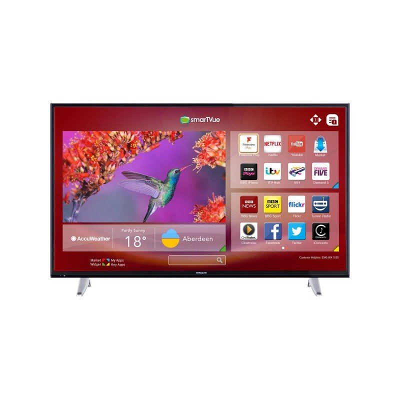 "HITACHI Smart TV 48"" Full HD"